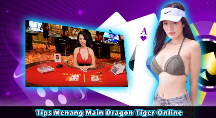 Tips Menang Main Dragon Tiger Online